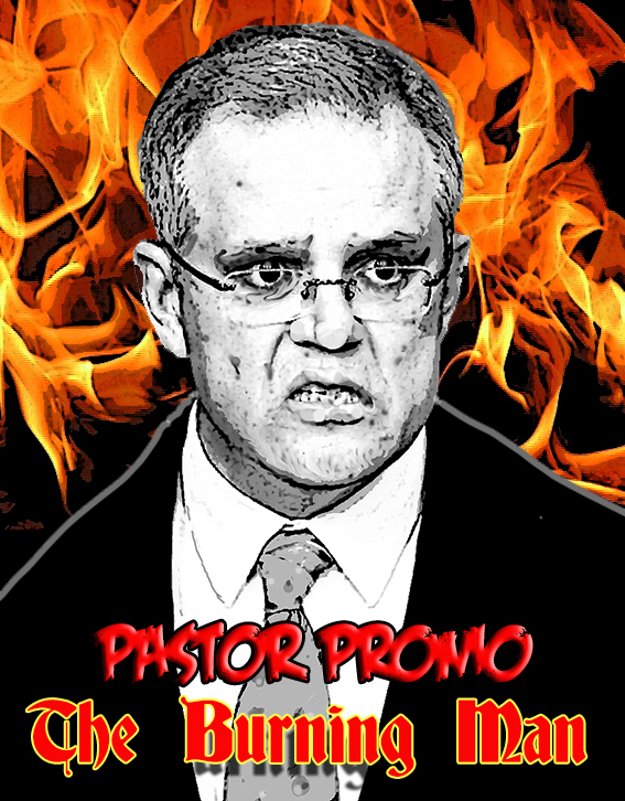 LNP Morrison Burning large